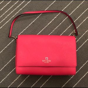 Kate Spade purse, Fuschia/Bright Pink